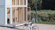 Habitats nomades : et s'il suffisait d'ajouter des pièces dans notre maison quand la famille s'agrandit ?