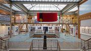 La balade de Carine : Une BD géante à Bruxelles