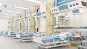 Saturation des hôpitaux à cause du Covid-19: comment la Belgique peut-elle y faire face?