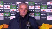 """Europa League, Mourinho (Tottenham) : """"Notre attitude était insuffisante, on a manqué de respect envers notre métier"""""""