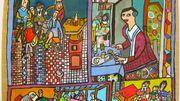 Grand déstockage d'œuvres d'art au Creahm avant le déménagement vers sa nouvelle implantation