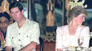 Le prince Charles et la princesse Diana en 1989