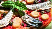 Recette : tarte fine à la sardine
