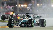 Hamilton trône sur Singapour pour son 60e succès et largue Vettel, Vandoorne 7e
