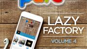 Le bonheur de paresser en 40 titres: la 4e compile Lazy Factory est arrivée