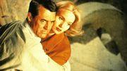 """Cary Grant à """"La Mort aux Trousses"""""""