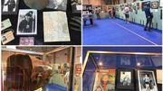 Pascal Delmotte, originaire d'Estinnes, a rassemblé près de 1 000 documents pour l'exposition