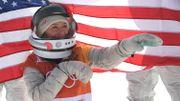 L'Américaine Jamie Anderson prolonge son règne en slopestyle