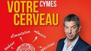 """Classement des ventes de livres: Michel Cymes prend la tête avec """"Votre cerveau"""""""