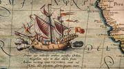 L'odyssée musicale du premier tour du monde à la voile effectué par Magellan