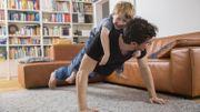 Confinement en Belgique: les solutions pour faire du sport à la maison grâce aux réseaux sociaux