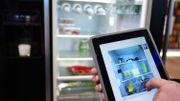 Une appli pour gérer la caméra placée à l'intérieur d'un frigo...