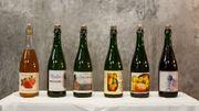 Importation de vins d'horizons divers