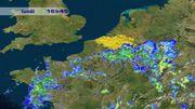 Météo : gare aux fortes pluies dans les prochaines heures