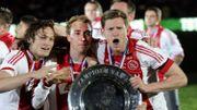 Vertonghen champion des Pays-Bas