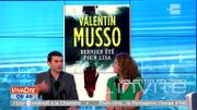 Dernier été pour Lisa... Le nouveau roman de Valentin Musso
