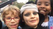Après-midi Halloween pour l'école des Longs Prés au profit de Viva for Life