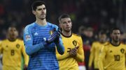 "Courtois : ""On était trop relax, on a pris une gifle !"""