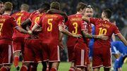 Assistez au match Belgique-Chypre
