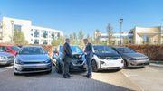 12 000 euros de primes pour une voiture électrique en France, rien en Belgique !