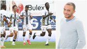 """Charleroi peut-il rêver du titre ? """"Oui"""" pour Eby Brouzakis !"""