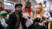 Comic Con Brussels a rassemblé 38.000 visiteurs sur deux jours à Tour&Taxis