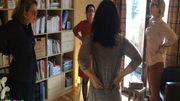 Découvrez l'auto-massage en sophrologie avec Françoise Bidart