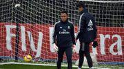 """Pour Solari, """"le Real Madrid a la chance de posséder les deux meilleurs gardiens du monde"""""""