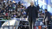 """Zidane encense à nouveau Courtois: C'est mon gardien et c'est le meilleur, il n'y a aucun doute"""""""