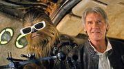 Tout, tout pour mon Chewie