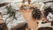 """Emballez vos cadeaux de Noël en mode """"zéro déchet"""" !"""