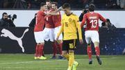 Les Diables s'effondrent en Suisse (5-2) et font une croix sur le Final Four!
