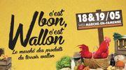 « C'est Bon c'est Wallon », et c'est au Wex !