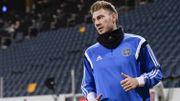 Libre, le Danois Nicklas Bendtner rejoint Nottingham Forest
