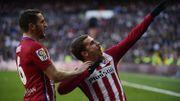L'Atletico prend Bernabeu et repousse le Real
