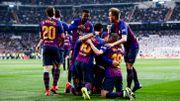 Leçon de réalisme du Barça qui élimine un Real gaspilleur en 1/2 de la Coupe du Roi