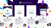 Facebook propose une version de Messenger pour les enfants