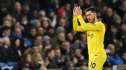 Un but et un assist pour Eden Hazard, qui mène Chelsea à la victoire à Brighton