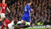 Antonio Conte fâché par le sort réservé par les Mancuniens à Eden Hazard