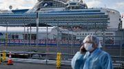 """Situation """"chaotique"""" à bord du Diamond Princess, alerte un expert japonais"""
