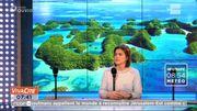 L'environnement face au tourisme, le serment des Palaos !