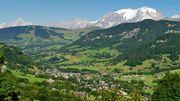 Carte postale: La Savoie