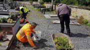 Face aux critiques, le bourgmestre de Ramillies propose que des bénévoles entretiennent les cimetières