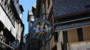 Un tour au Chemin de Traverse pour croiser Harry Potter