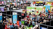Salon Livre Jeunesse, du 03 au 07 octobre 2018 à Brussel Expo