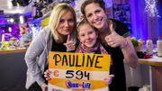Pauline, 11 ans, récolte 594 euros pour Viva For Life