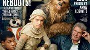"""Les coulisses de """"Star Wars : le réveil de la force"""" dévoilées par Annie Leibovitz"""