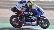 """100% Sport, """"coup de sonde"""": Le liégeois Barry Baltus - plus jeune pilote du Moto2 - peut-il briller dès sa première saison dans la catégorie ?"""