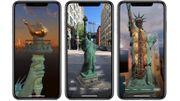 La Statue de la Liberté se dévoile sous toutes ses coutures en réalité augmentée