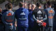 "Rutten : ""Un nouvel attaquant ? J'aimerais Lionel Messi, mais ce sera difficile !"""